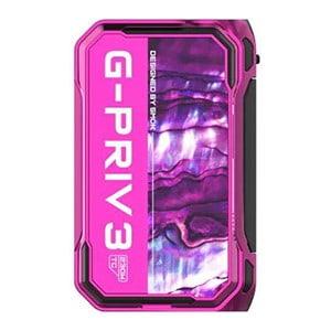 Smok G-PRIV3 Mod Purple Red