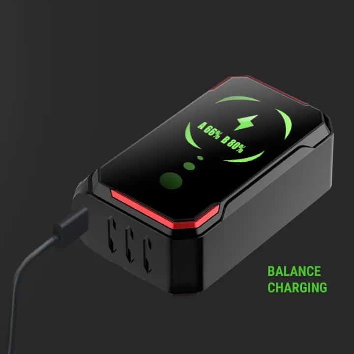 Smok G-PRIV3 Mod Usb C Balanced Charging
