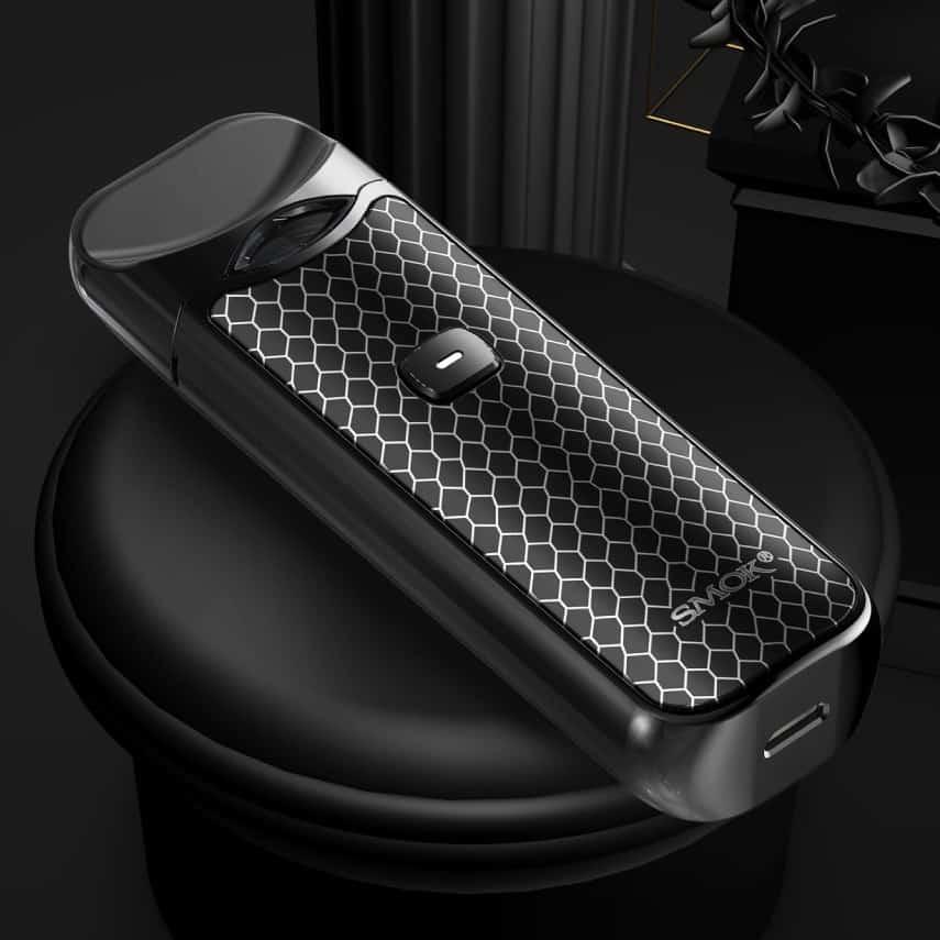 Smok Nord Kit Full Black On Black Design