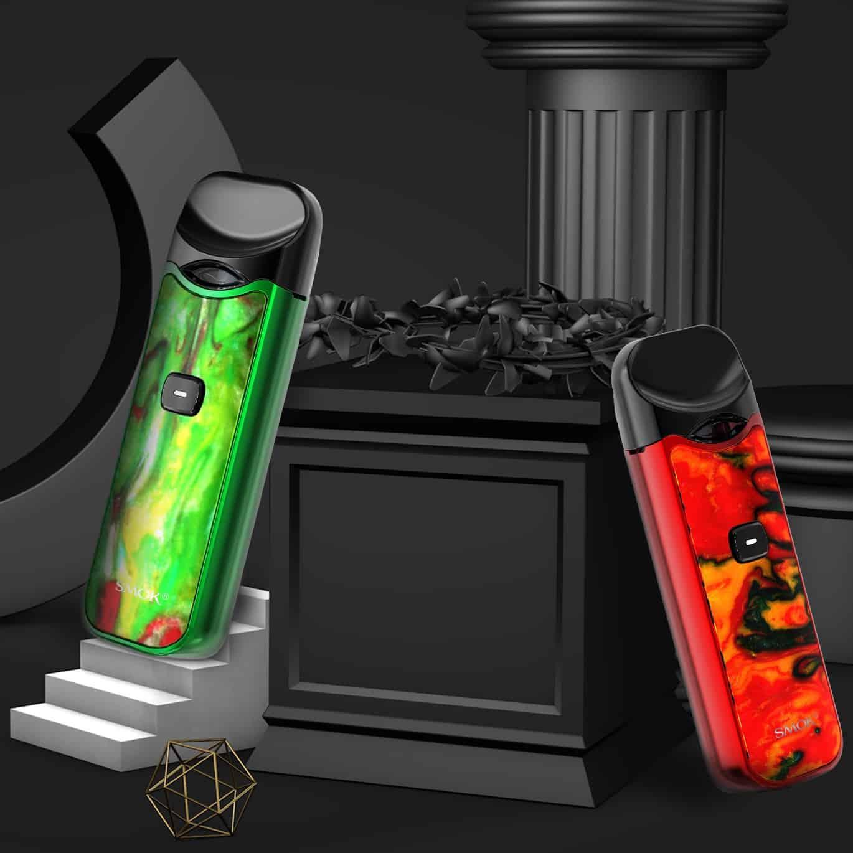 Smok Nord Kit Resin On Black Design