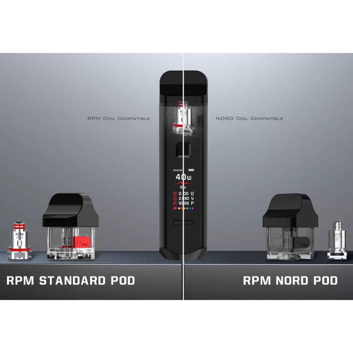 Smok Rpm40 Coil Compatibility