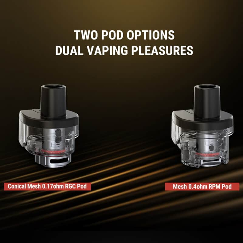 Smok Rpm80 Pod Options
