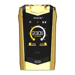 Smok Species Mod Gold Black