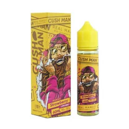 Mango Strawberry Nasty Juice Cush Man Shortfill 50ml