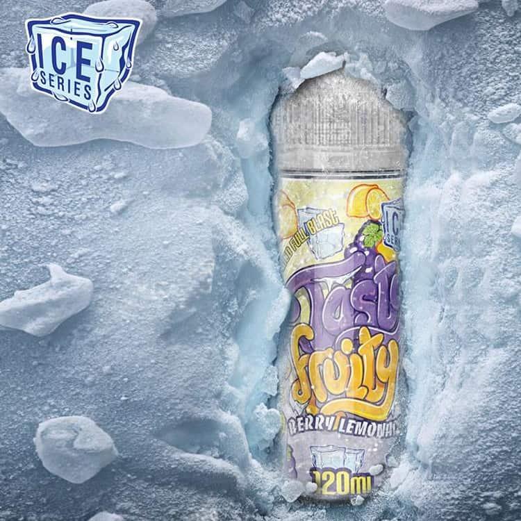 Berry Lemonade Ice Tasty Fruity Shortfill 100ml