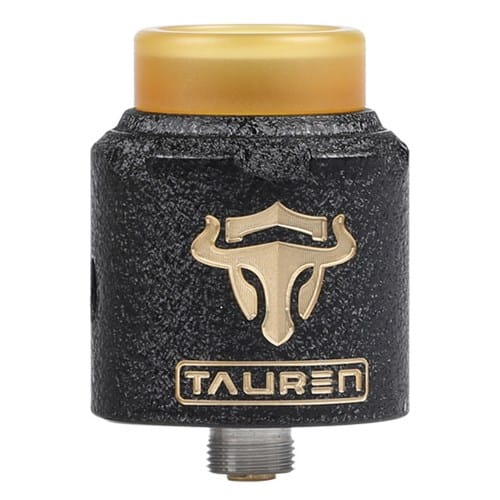 Thc Tauren Rda Brass Black Thunderhead Creations