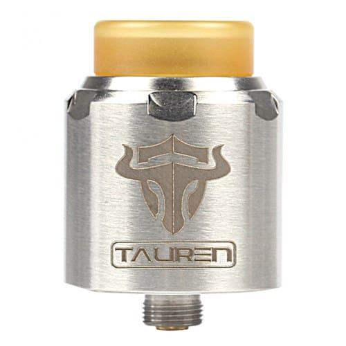 Thc Tauren Rda Stainless Steel Thunderhead Creations