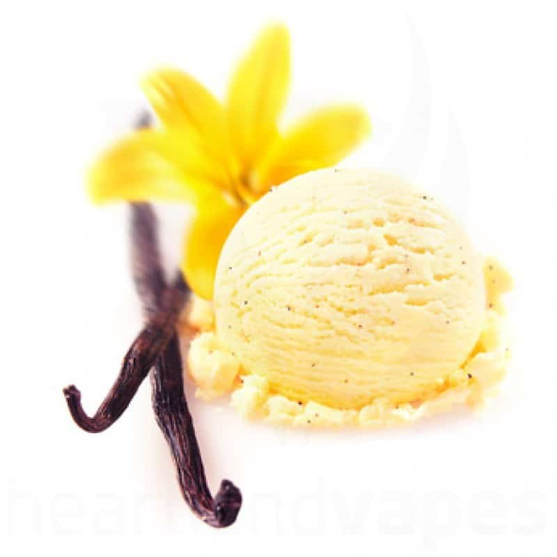 The Flavor Apprentice - Vanilla Bean Gelato