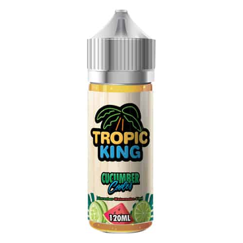 Cucumber Cooler Tropic King Shortfill 100ml