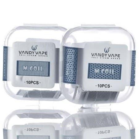 Vandy Vape M Coil 10pcs