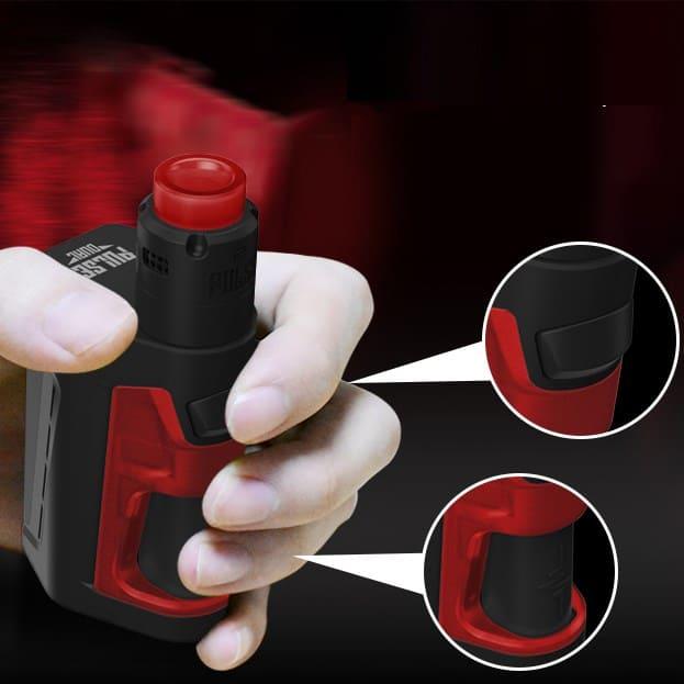 Vandy Vape Pulse Dual Kit Design