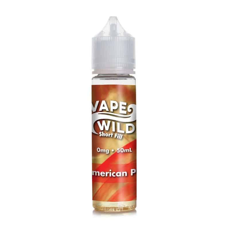 American Pie Vape Wild Shortfill