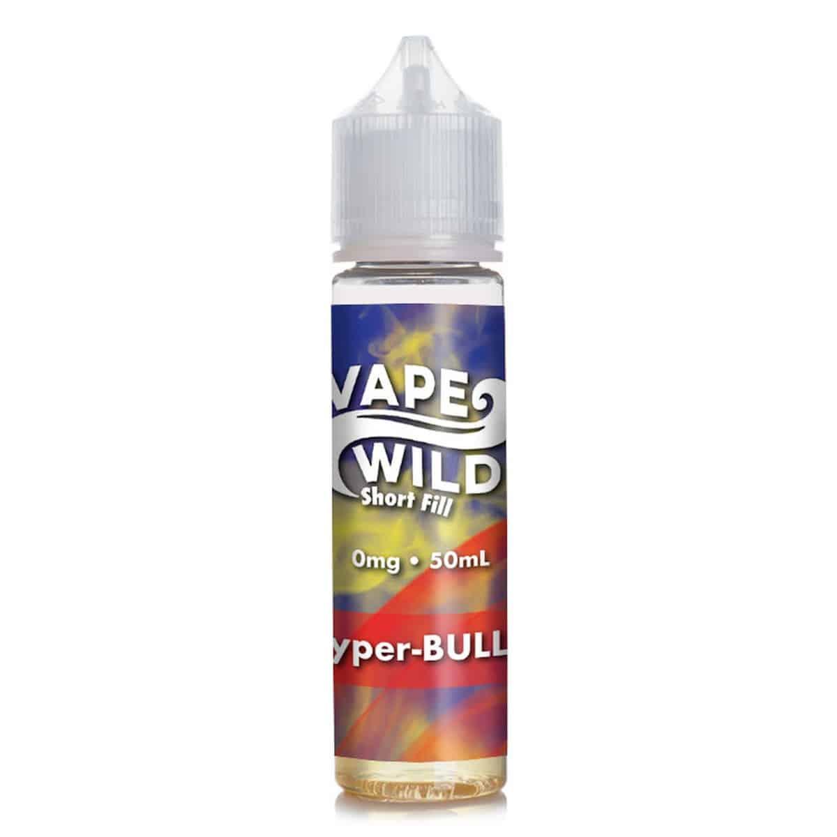 Hyper–BULL–e Vape Wild Shortfill 50ml