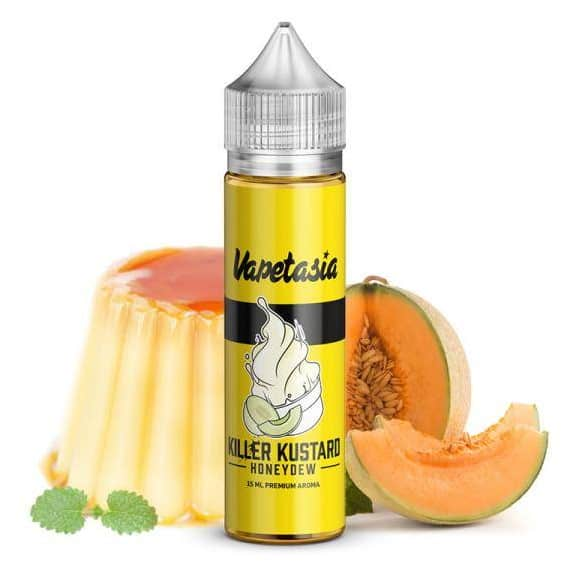 Killer Custard Honeydew Vapetasia Shortfill 50ml