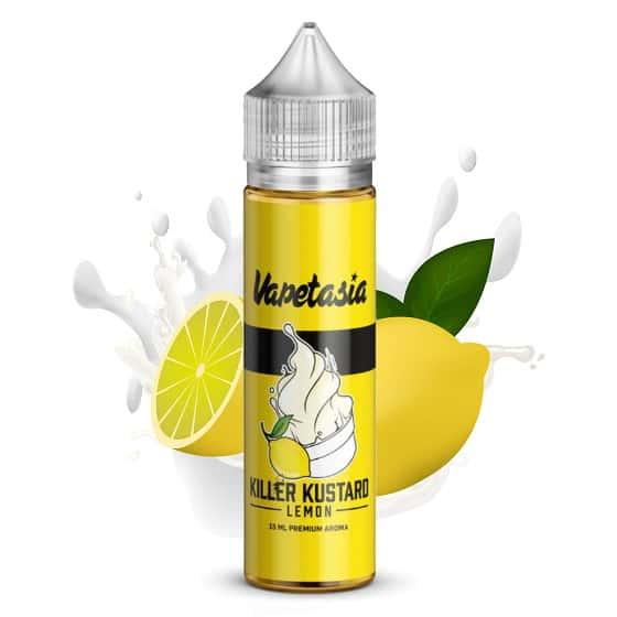 Killer Custard Lemon Vapetasia Shortfill 50ml