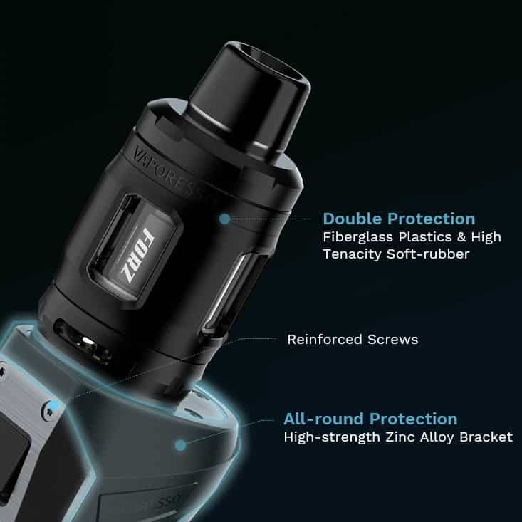 Vaporesso Forz Tx80 Features