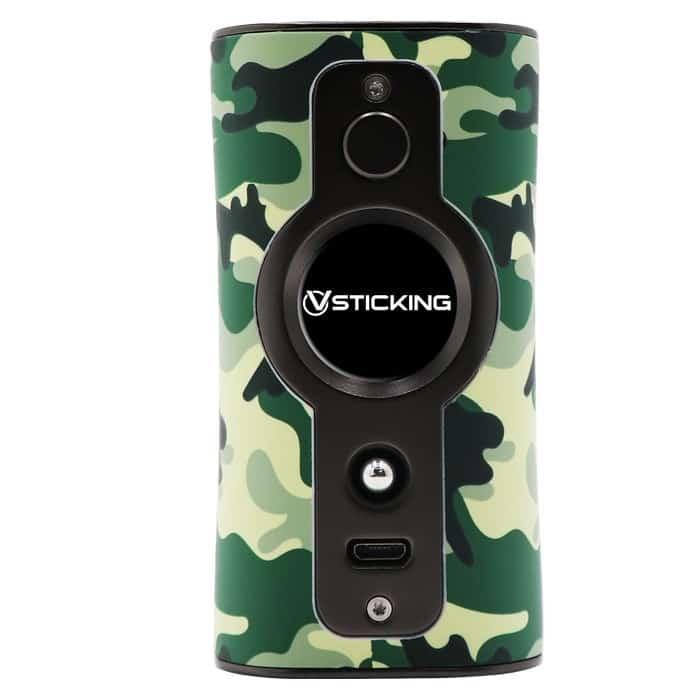 Vsticking Vk530 Mod Camouflage Gunmetal