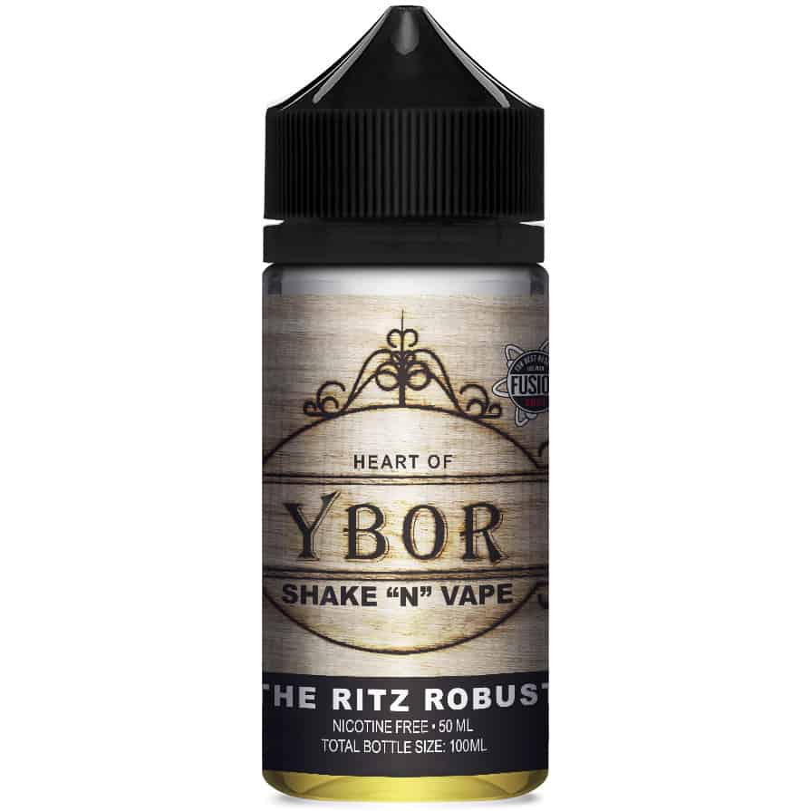 The Ritz Robust Ybor Shortfill 50ml